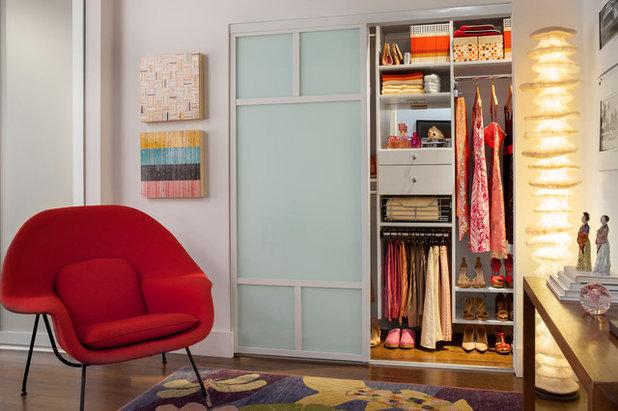 Modern Closet by transFORM Home