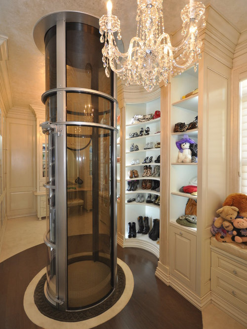 Luxury Closet Houzz - Luxury closet design