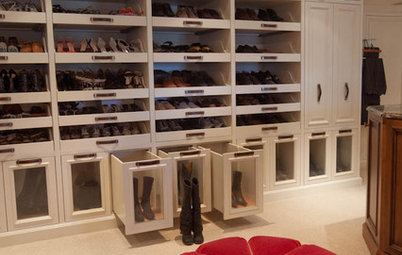 Give Footwear Storage the Boots