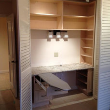 Traditional Closet by Exquisite Kitchens & Vanities Inc.