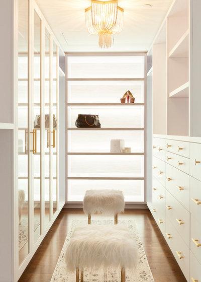 Contemporary Wardrobe by Studio P Interiors