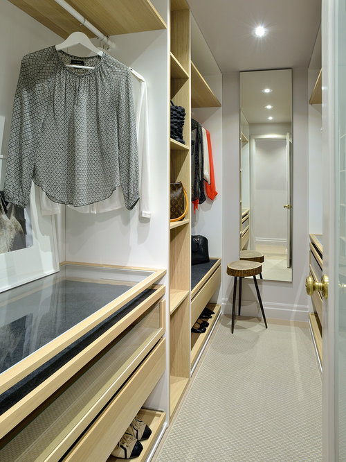 Closet Inspiration Walk In Small