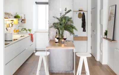 19 Design Tricks to Maximise Space in a Small Kitchen