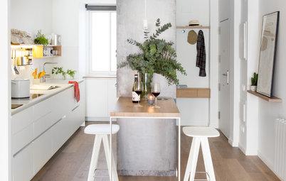 キッチンを片付けて、もっと楽しく過ごせる場所にする4つの方法
