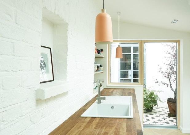 Contemporáneo Cocina by VENTURA REGALADO Architects & Designers