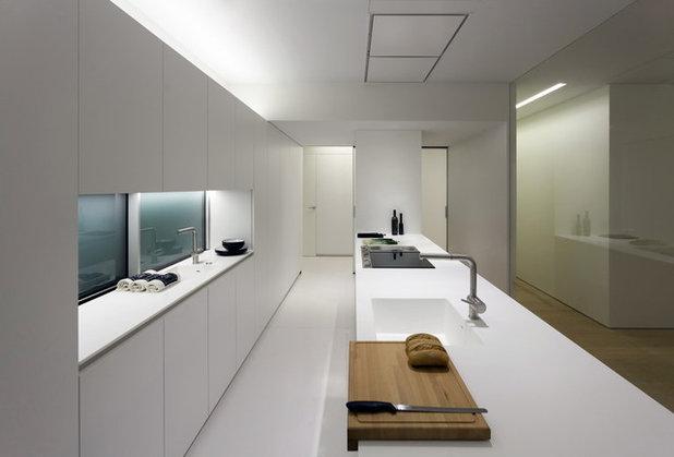 Contemporáneo Cocina by Fran Silvestre Arquitectos