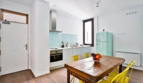 ¿Un piso entre 50 y 60 m²? Trucos para que sea (más) confortable