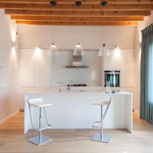 Kuchen Mit Glasruckwand In Palma De Mallorca Ideen Design Bilder