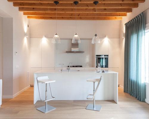 Ideas para cocinas fotos de cocinas con salpicadero de - Cocinas palma de mallorca ...