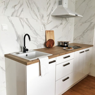 75 Most Por Scandinavian Kitchen with Laminate Countertops ... Laminate Countertops Sink Kitchen Single on tile countertop sink, pantry sink, butcher block countertop sink, kitchen sink, marble sink, silestone countertop sink, steel countertop sink, granite countertop sink, vinyl sink, dishwasher sink, paint sink, wood sink, floor sink, quartz countertop sink, solid surface sink,