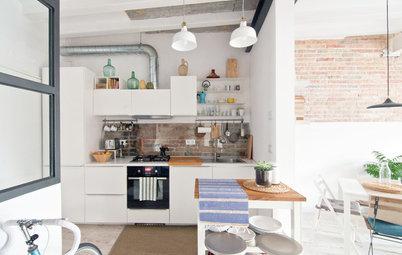 Cocinas integradas en el salón: 5 consejos para acertar de pleno