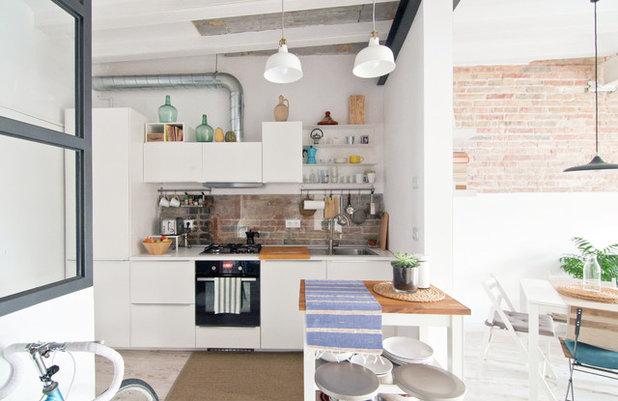 Cocinas Integradas En El Salon 5 Consejos Para Acertar De Pleno