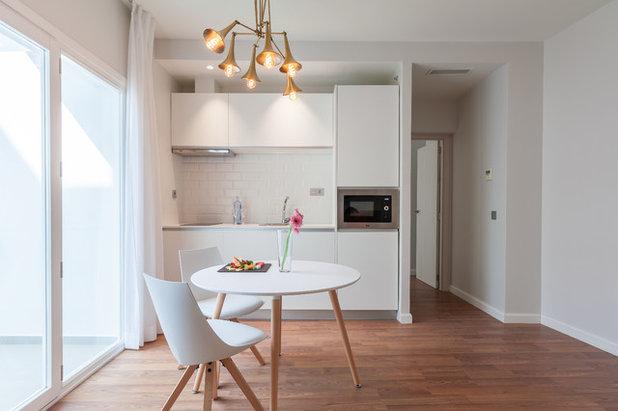 Scandinavian Kitchen by Juanca Lagares