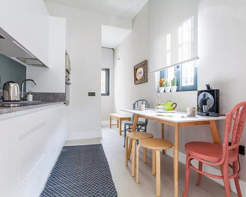 Cocinas Nordicas | Ideas Para Cocinas Fotos De Cocinas Nordicas Con Encimera De Granito