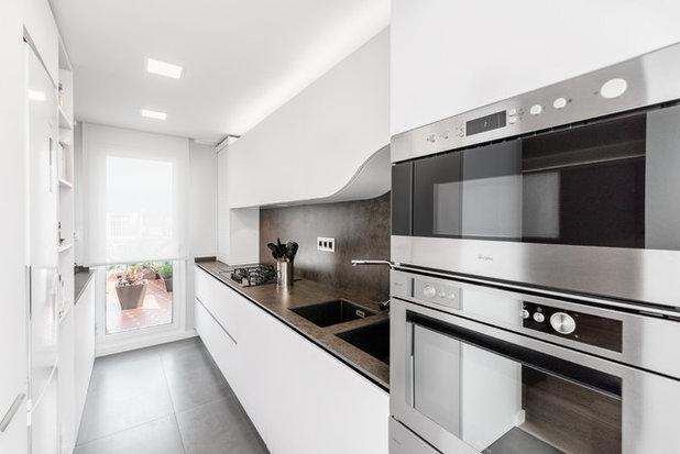 Contemporáneo Cocina by Sebastian Bayona Bayeltecnics Design