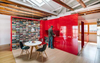 ¿Adicto a leer? Disfruta de las 6 librerías más bonitas de Houzz