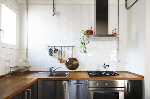Industrial Cocina by mcd/studio