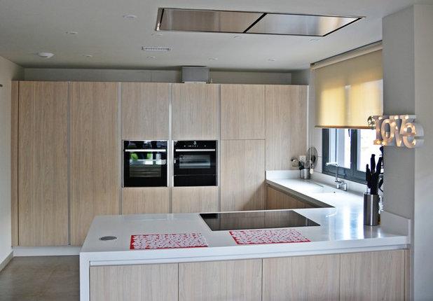 Clásico renovado Cocina by Cocinahogar Estudio Interior