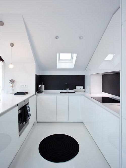 Fotos de cocinas dise os de cocinas modernas abiertas - Tamano azulejos cocina ...