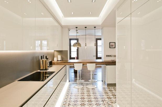 Contemporáneo Cocina by GokoStudio