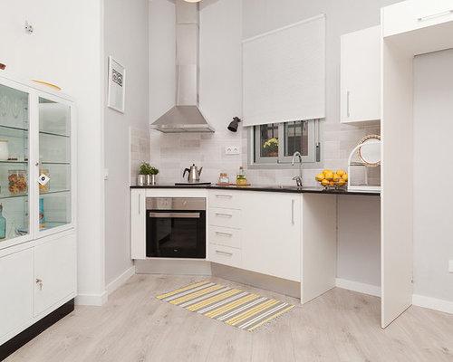 Bonsoms 44 pisos de obra nueva con cocina abierta - Cocinas de obra ...