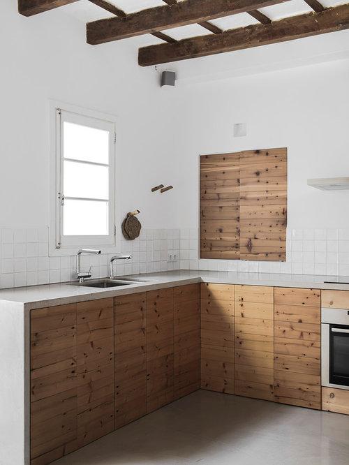 Ideas para cocinas dise os de cocinas de estilo de casa - Cocinas casas de campo ...