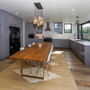 Cabrillo LA Remodeling Kitchen