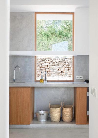 Trendy Køkken by Marià Castelló, Architecture