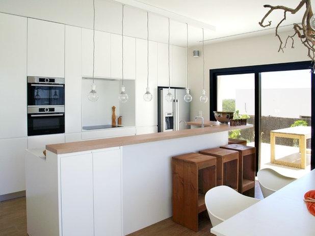 Moderno Cocina by 2J arquitectura