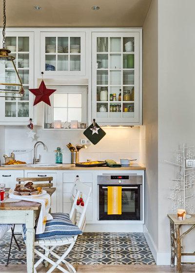 Eclectic Kitchen by Carolina Verdugo Svensson