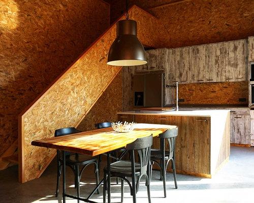 Ideas para cocinas fotos de cocinas r sticas - Encimeras de cocina rusticas ...
