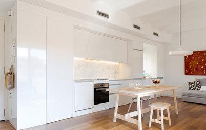 Pregunta al experto: Cómo distribuir un piso de 35 a 50 m²