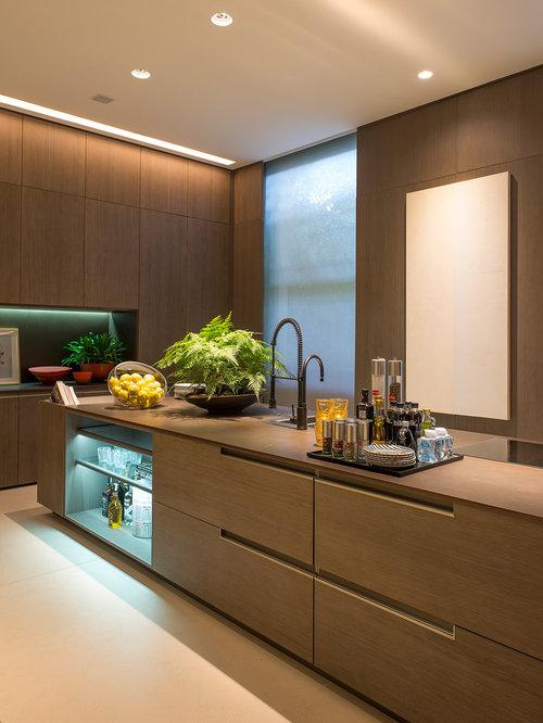 Best large modern kitchen design ideas remodel pictures for Large modern kitchen