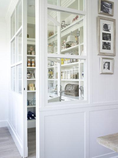 Farmhouse Kitchen by deulonder arquitectura doméstica