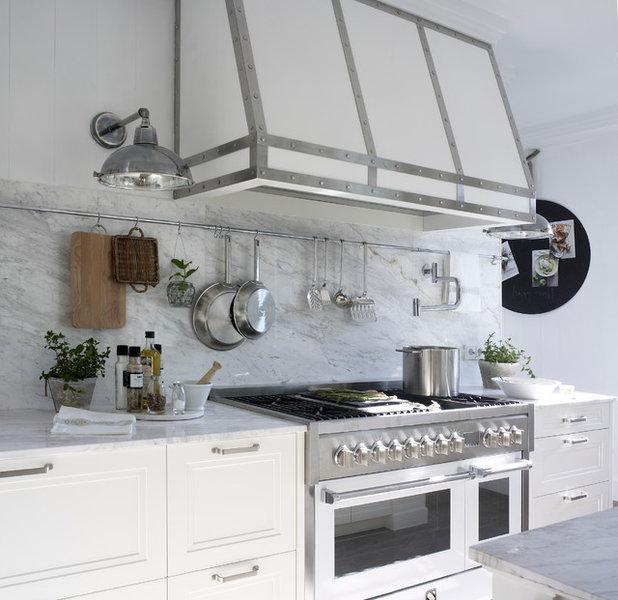 Casa de campo Cocina by deulonder arquitectura doméstica