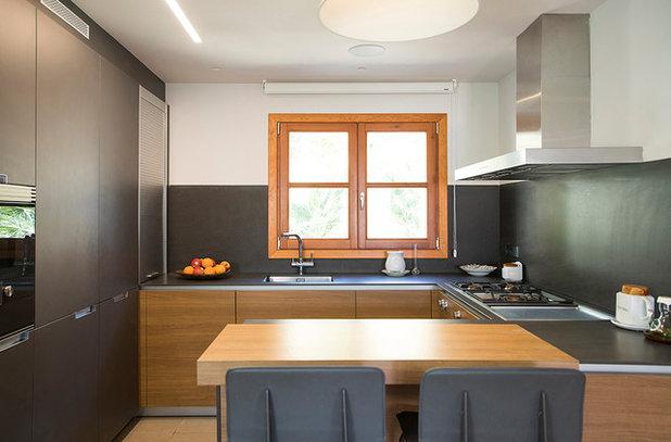 Contemporáneo Cocina by Silvia Mallafré,  Bioarquitectura e Interiorismo