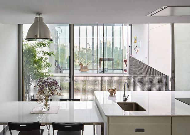 Contemporáneo Cocina by Pepe Gascón Arquitectura
