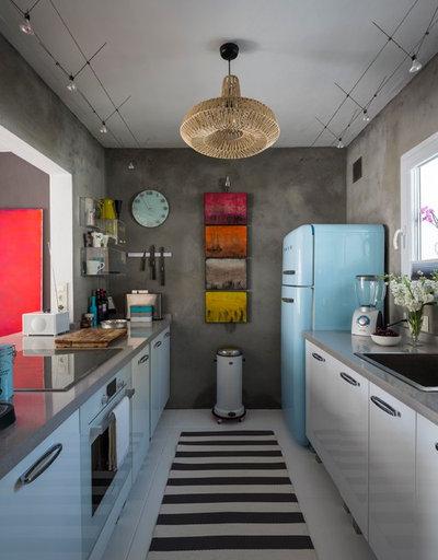 Eclectic Kitchen by Masfotogenica Fotografia