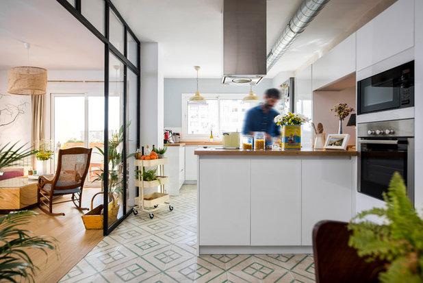 Contemporáneo Cocina by U+G Estudio de Arquitectura
