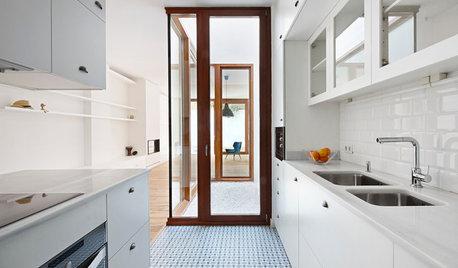 En detalle: Una vivienda diseñada mirando a un patio interior