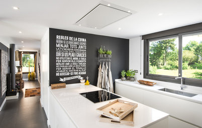 Cambio radical: Transforma las paredes de la cocina sin obras