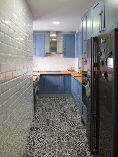Magnífico Cambios De Imagen Cocina De Cocina Con Un Presupuesto ...