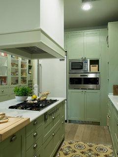 11 id es de sol graphique pour donner du style sa cuisine for Cuisine x stubru
