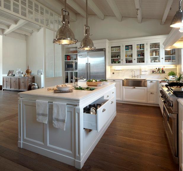 コンテンポラリー キッチン by deulonder arquitectura doméstica