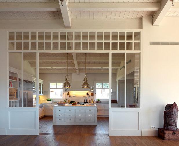 9 cocinas de estilo rústico prácticas y actuales