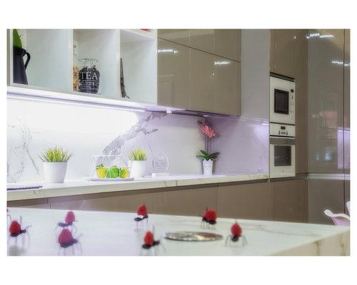Hermosa Cocina Expo Modelo - Ideas de Decoración de Cocina - gabbe.info