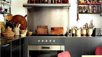 Cocina Gris Grafito