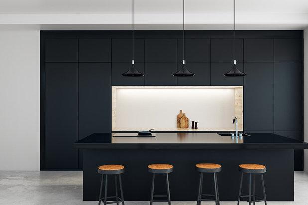 Bonito Ideas De Cocina Contemporánea Del Reino Unido Galería - Ideas ...