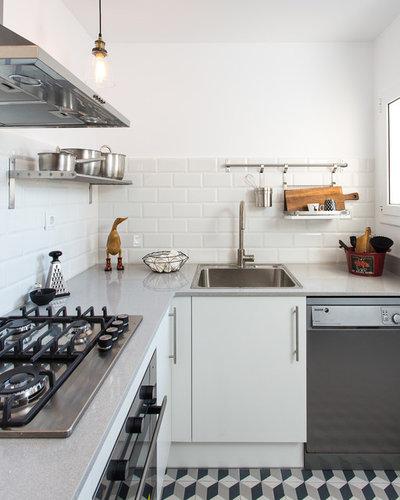Industrial Cocina by Lautoka Urbana - Reformas y Diseño de espacios