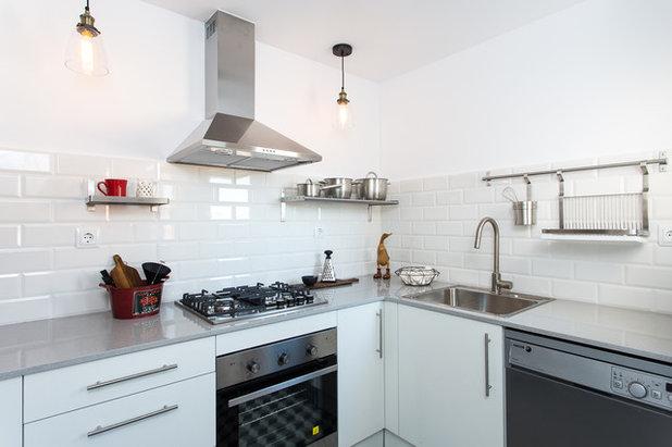 Reformas es posible estrenar cocina por euros - Cocinas por 2000 euros ...